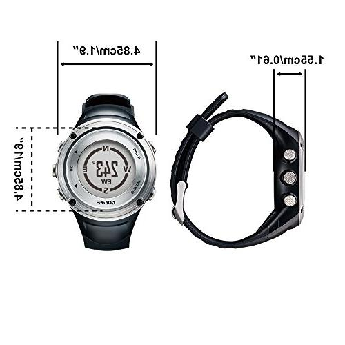 GOLiFE Adventurer Running Watch for