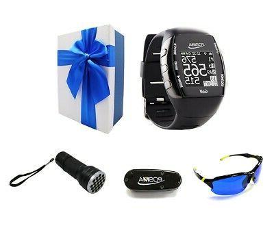 gs gm2b golf fitness gps watch range