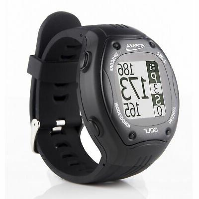 gt1plus golf trainer gps golf watch range