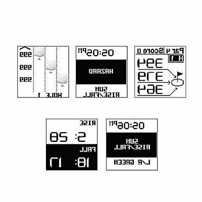 GT2 POSMA + Activity GPS Golf Finder - Green