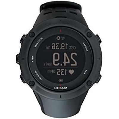 "Handheld GPS Ambit3 Running Black """