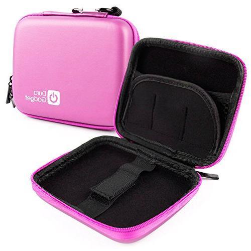 hardwearing pink eva storage case
