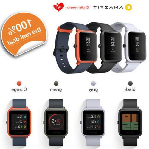 huami amazfit bip gps ip68 smart watch