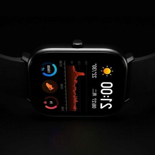 Global Xiaomi GTS Smart Watch Waterproof Health Tracker
