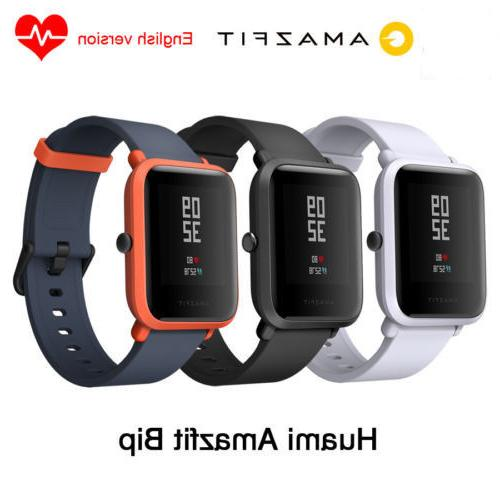 XIAOMI Huami Bracelet Amazfit Bip GPS IP68 HeartRate Smart W
