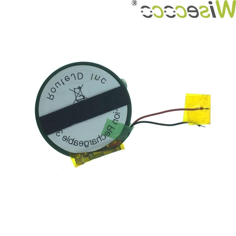 WISECOCO Quality New Battery Garmin Fenix <font><b>Watch</b></font> For Garmin 2 Tracking Number