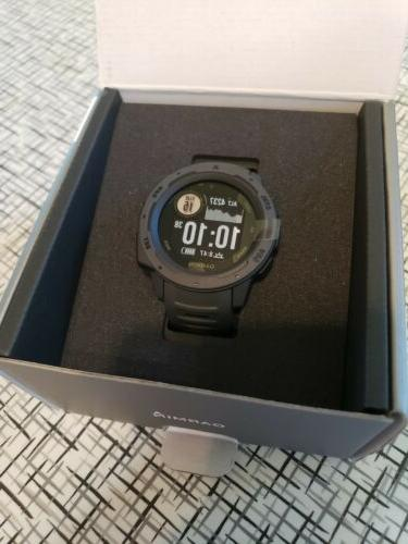 GARMIN Instinct GPS Smart - NEW