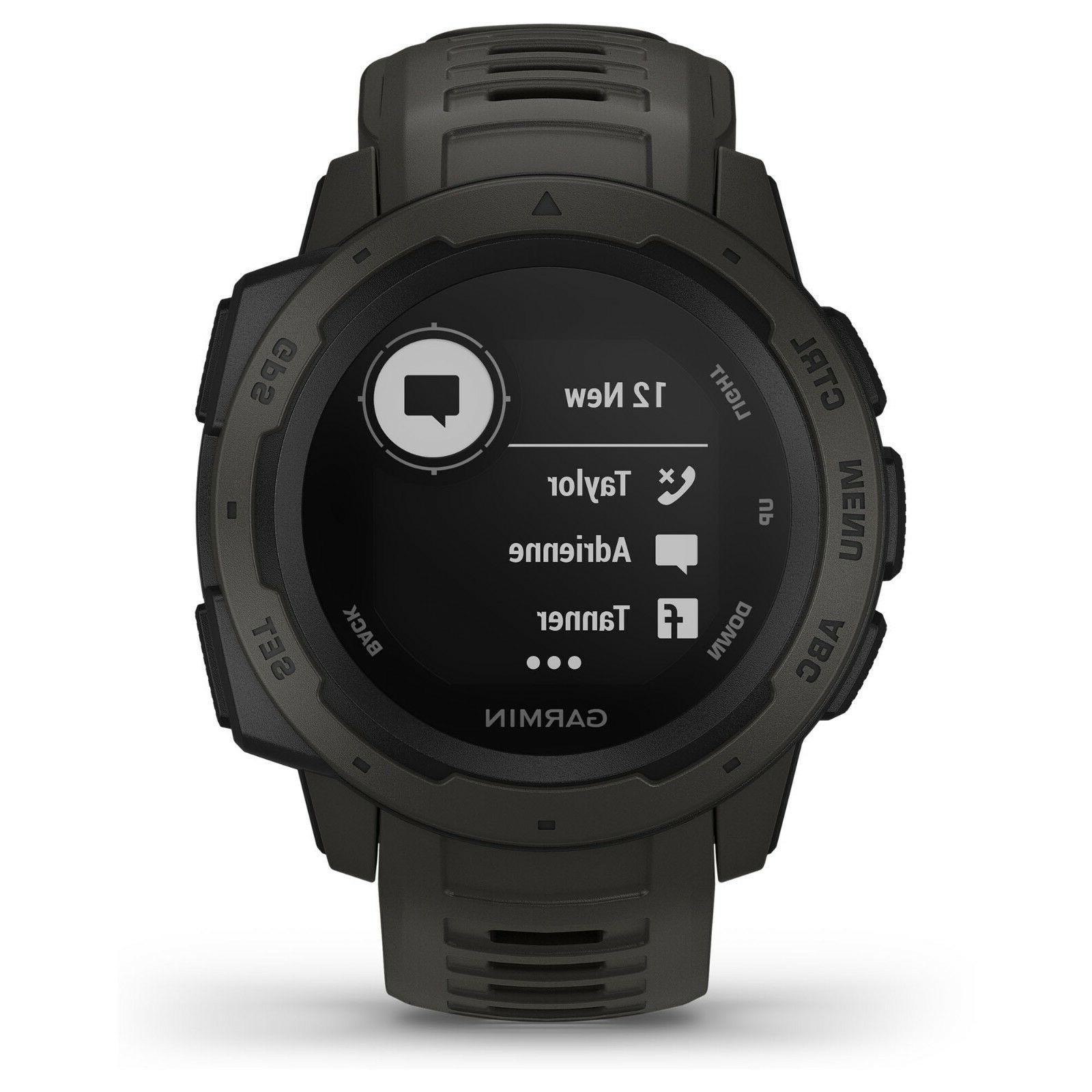 Garmin GPS Wrist HRM 010-02064-00