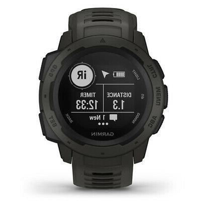 Garmin Watch Heart Rate