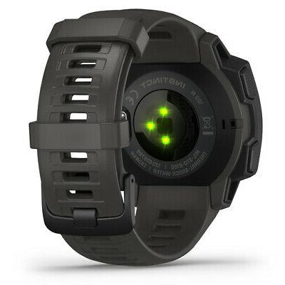 Garmin Rugged Watch with and Heart