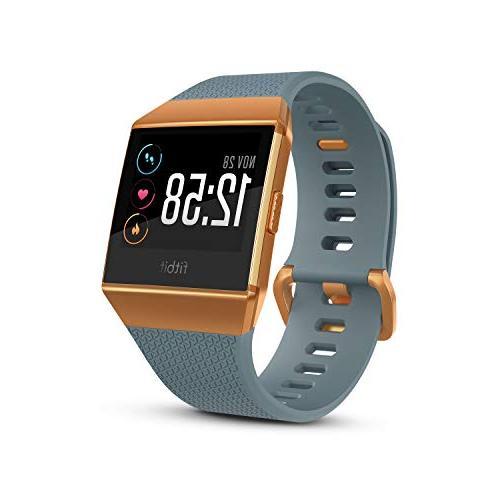 ionic smartwatch slate