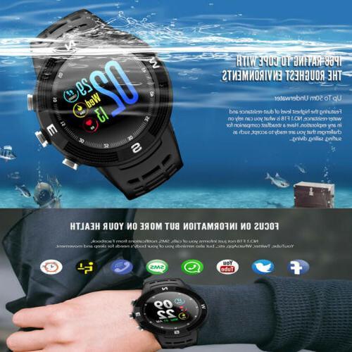 ip68 waterproof no 1 f18 gps sport