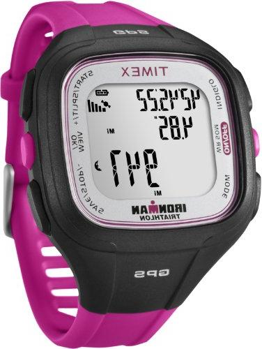 Timex GPS Black/Pink: Watches