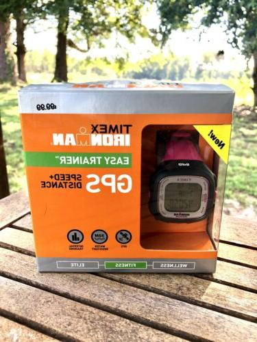 Timex GPS Black/Pink: GPS Watches