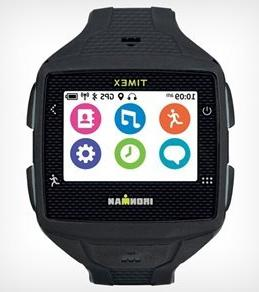 Timex Black/Gray: GPS Watches