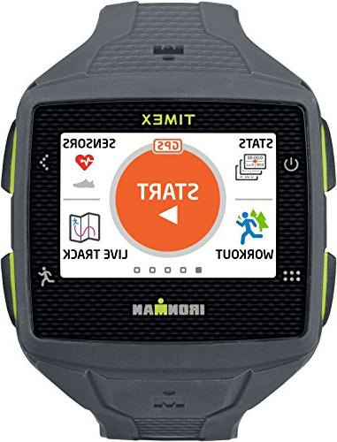 Timex IRONMAN One Gray/Lime: