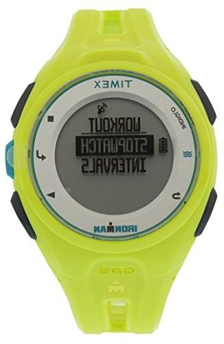 Timex Ironman Run GPS - Lime
