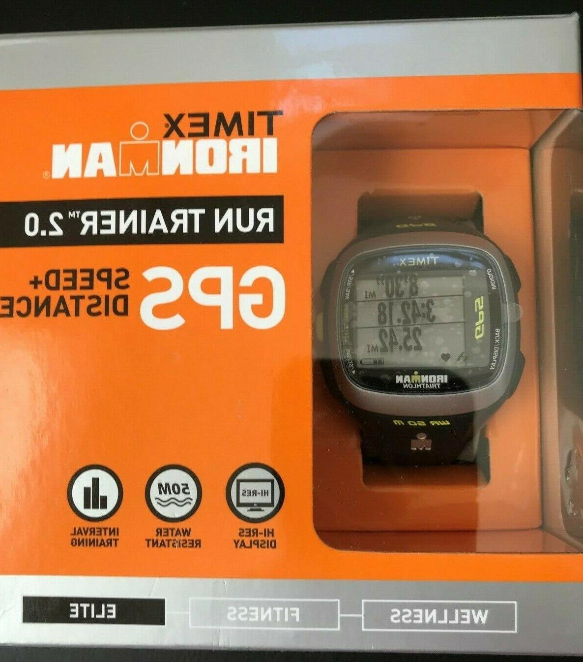 Ironman Run Trainer 2.0 GPS Watch