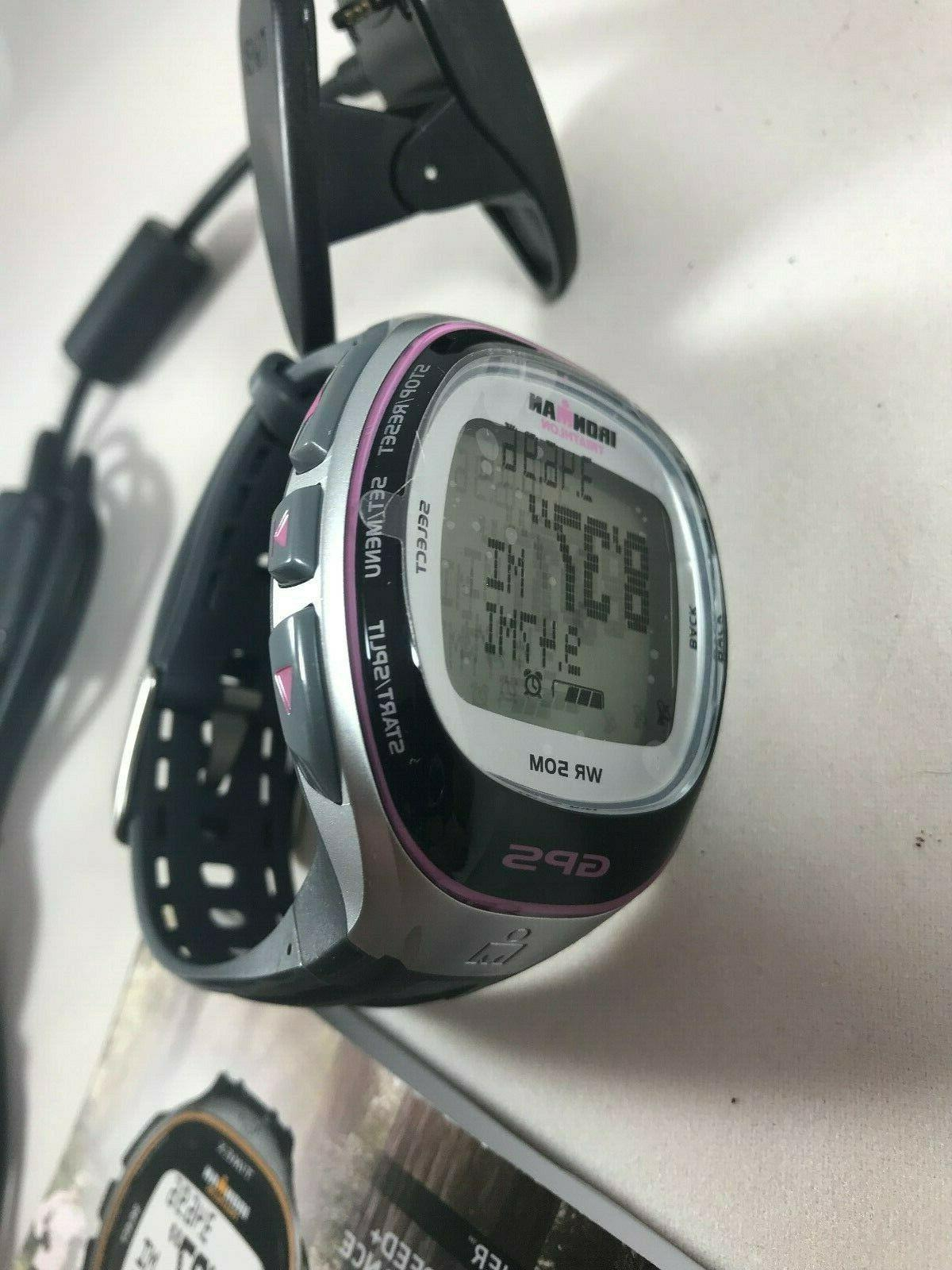 Timex Ironman Trainer GPS Speed +