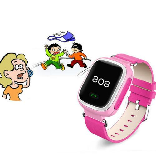Kids Watch Touch Location GSM SIM Android iOS iPhone