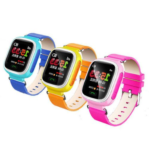 Kids Smart Watch Touch Location SIM Android iOS iPhone