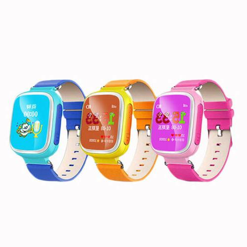 Kids Smart Touch GPS iPhone