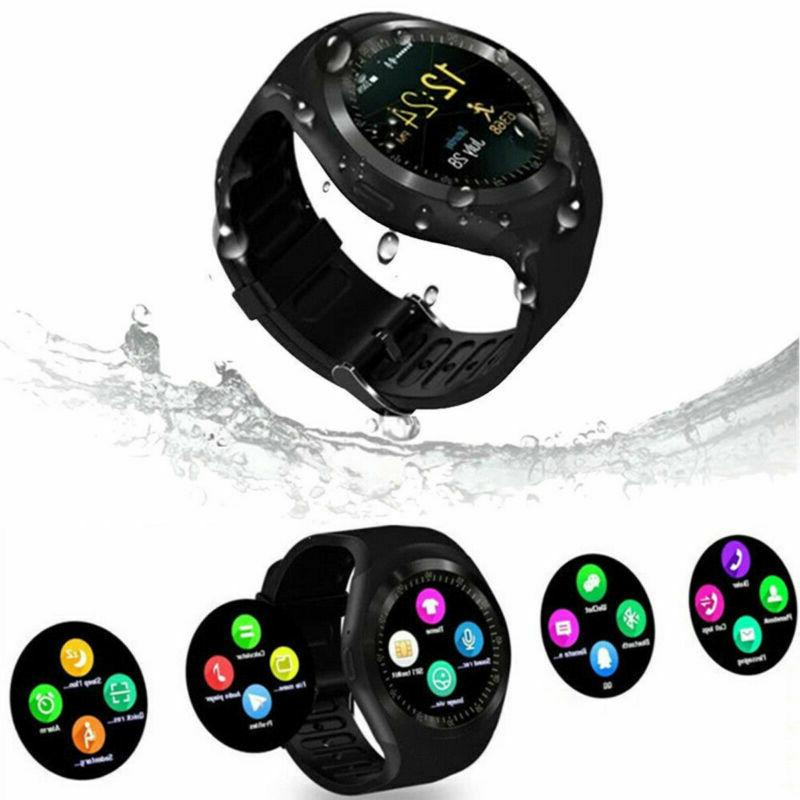 Kids Smart Watch Touch Location SIM for iPhone Samsung