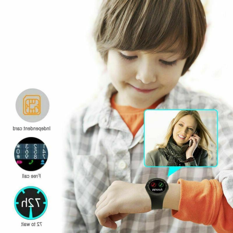 Kids Smart Phone Touch Location SIM iOS iPhone Samsung