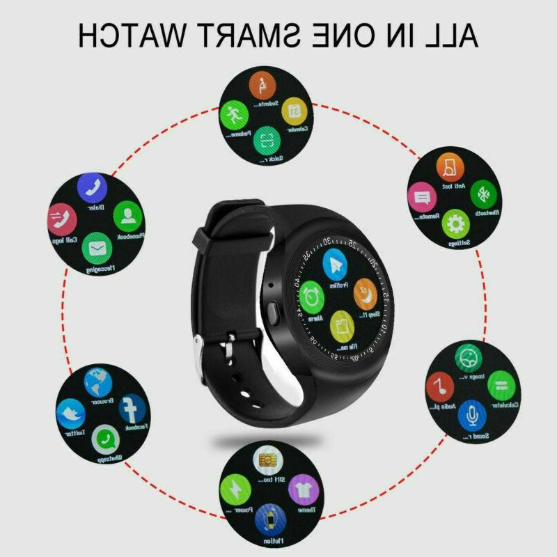 Kids Watch Touch Location SIM Android iPhone