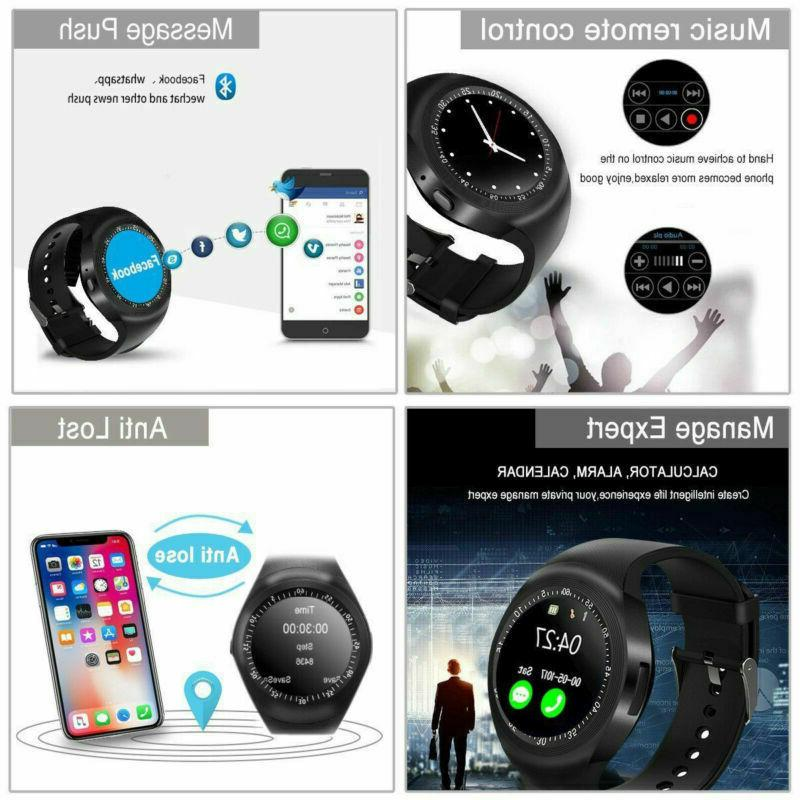 Kids Smart Touch GSM SIM for Android iOS iPhone