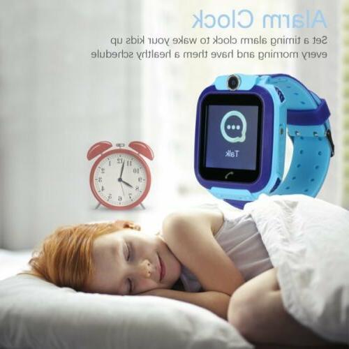 Kids Phone LBS/GPS Touchscreen Games Camera Alarm