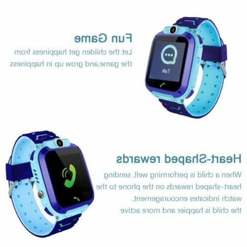 Kids Waterproof Phone Touchscreen Games Alarm