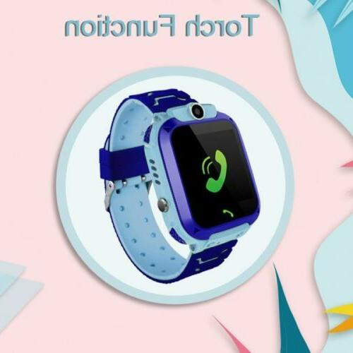 Kids Smart Phone LBS/GPS Touchscreen Games