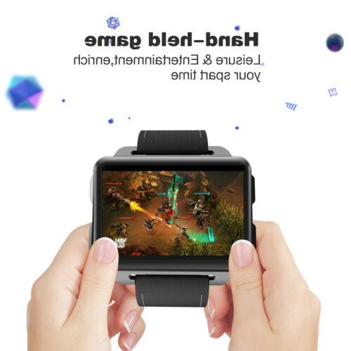 Lemfo LEM4 Man SIM Big Screen New