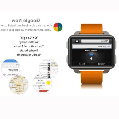 Lemfo LEM4 Pro Man Smart 3G Big Screen