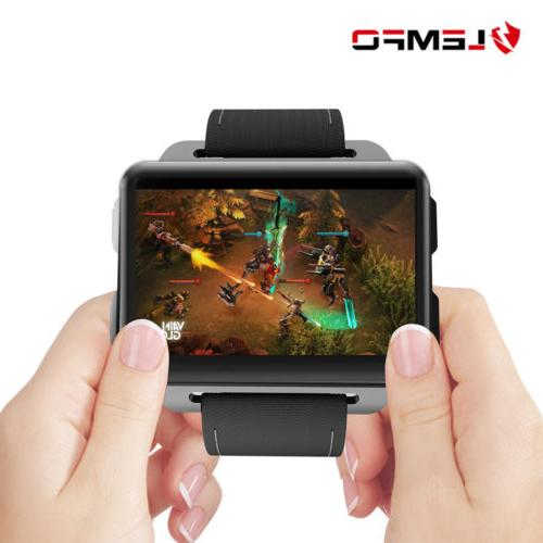 lem4 pro 2018 man smart watch phone