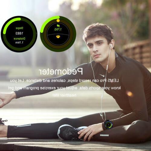 LEMFO Watch 3G WiFi GPS For