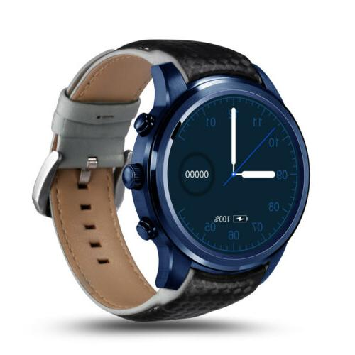 LEMFO LEM5 Watch Phone GPS 16GB For Android iOS