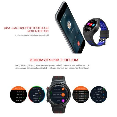 LEMFO M1 Smart Phone SIM Heart Rate Android