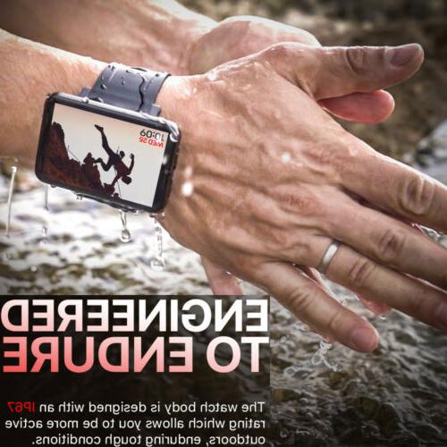 LEMFO Smart Watch WiFi 2700 Rate Games Smartwatch