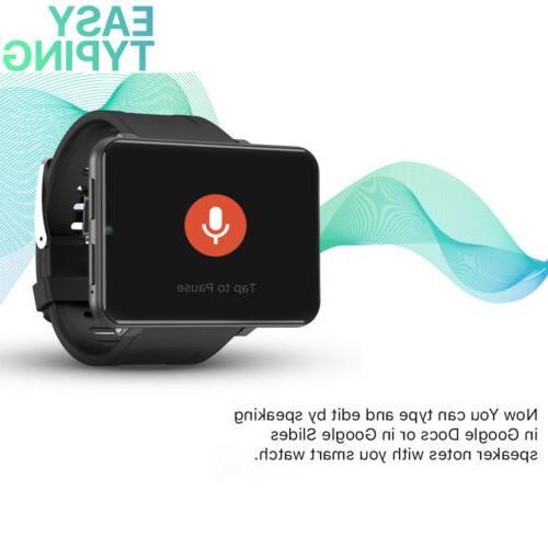 LEMFO LEMT 4G Smart 2700 Smartwatch