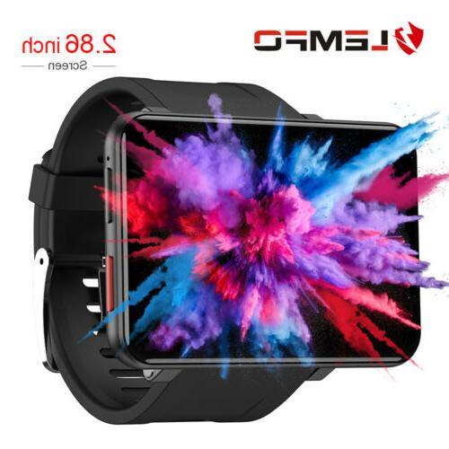 lemt 4g smart watch gps wifi 2