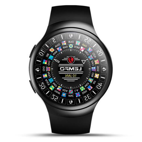 LEMFO LES2 Watch SIM GPS Activity Fitness