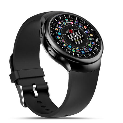 les2 bluetooth smart watch phone 3g sim