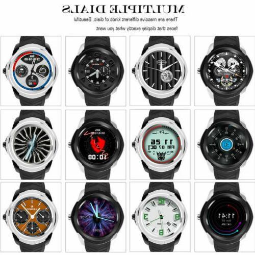 LEMFO LF17 Smart Watch 4GB GPS Heart For