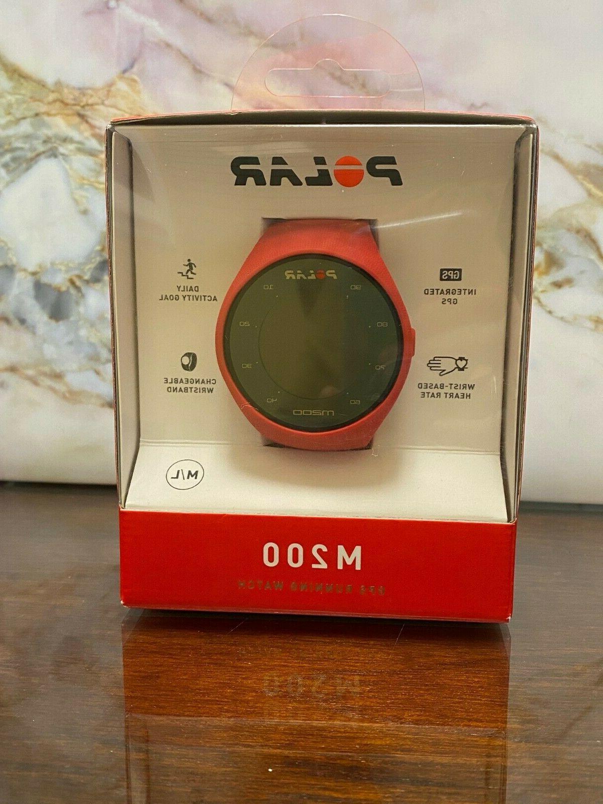 m200 waterproof wrist heart rate