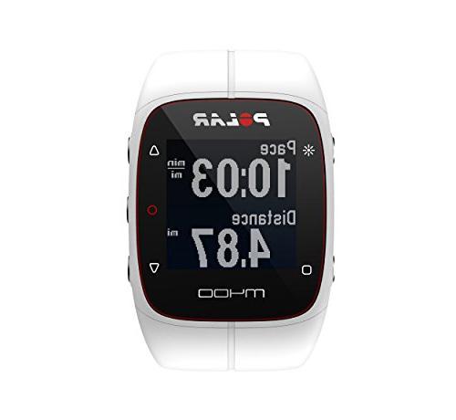m400 gps smart watch fitness
