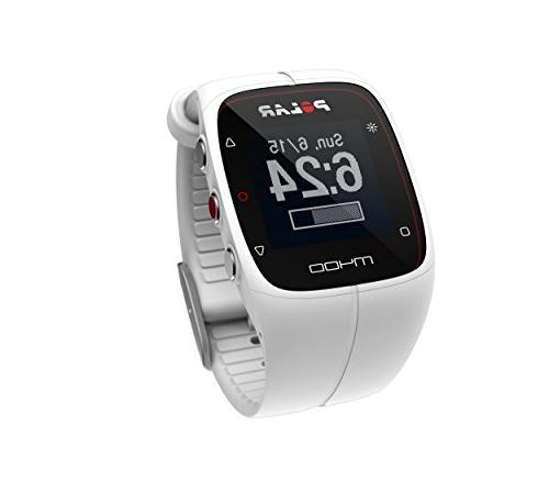 m400 gps watch activity tracker