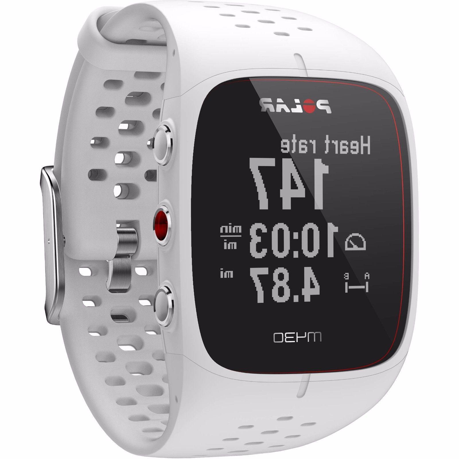 Polar M430 Advanced Running Watch - Wrist-based Heart Rate &