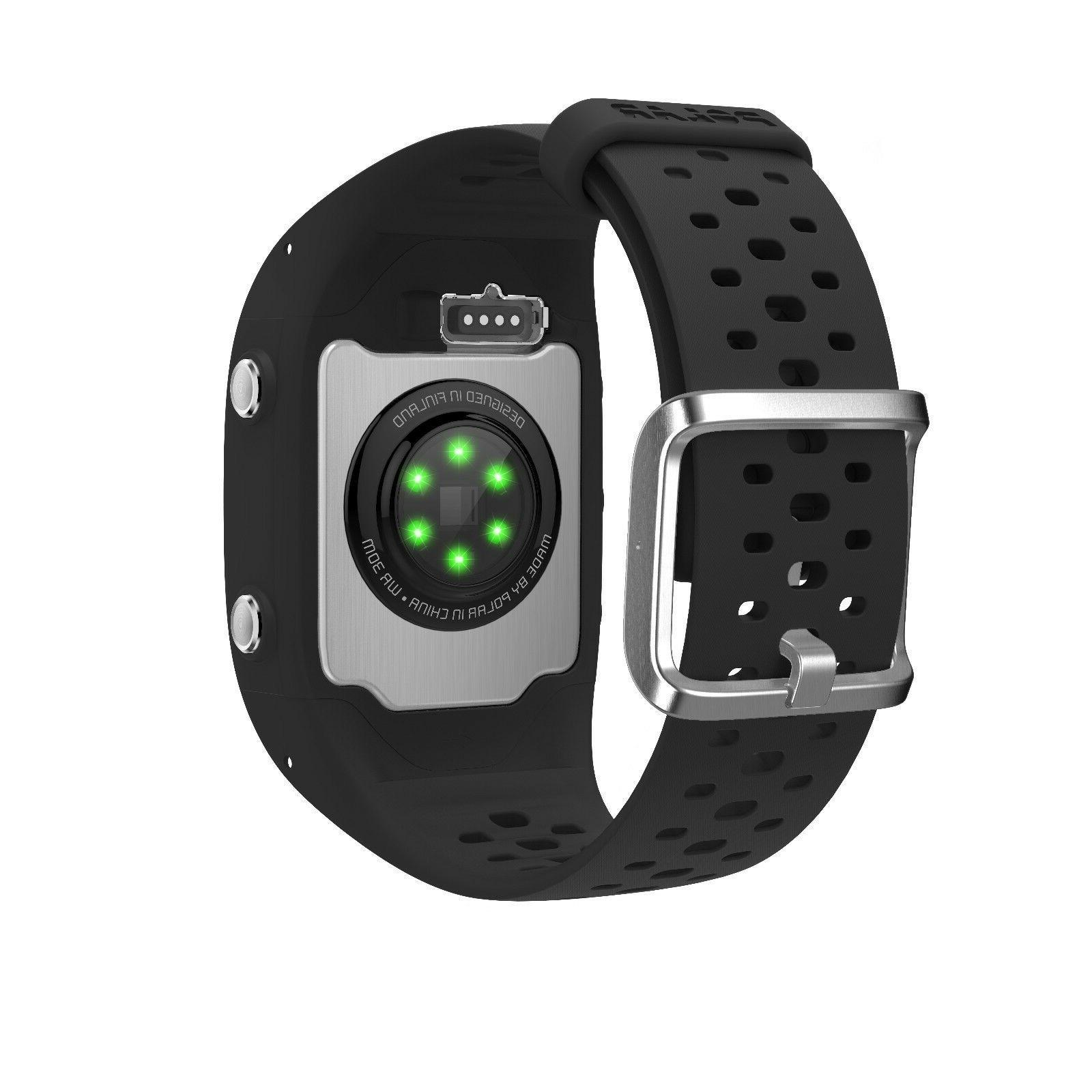 Polar M430 watch with wrist-based